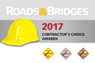 Roads & Bridges Magazine Contractor's Choice Award in Project Management Software